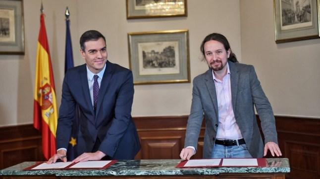 بوديموس المشارك في الحكومة الإسبانية يعلن دعمه لجبهة البوليساريو !