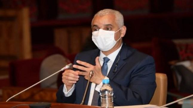 وزير الصحة يحسم الجدل بخصوص إلزامية لقاح كورونا على المغاربة