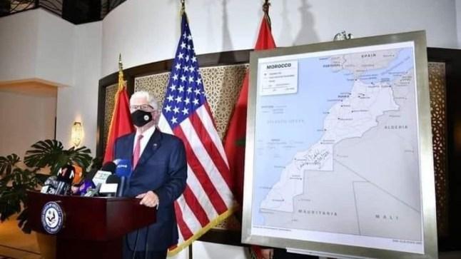 السفير الأمريكي : الداخلة ستكون مركزاً للتجارة في أفريقيا والشرق الأوسط