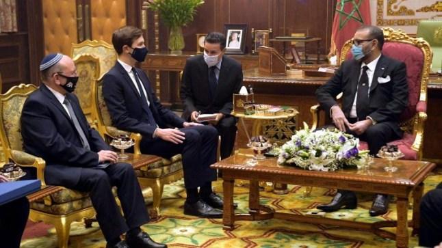 غضب في إسبانيا من إستقبال الملك للوفد الأمريكي الإسرائيلي وتأجيل إستقبال سانشيز وحكومته