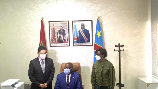 الكونغو الديموقراطية البلد رقم 20 الذي يفتح قنصلية بالصحراء