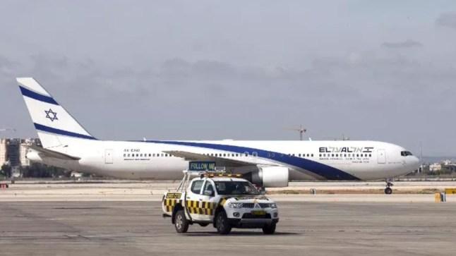 """شركة طيران """"العال"""" الإسرائيلية تسير أول رحلة للمغرب يوم الثلاثاء"""