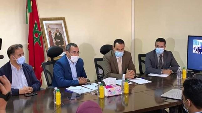 لجنة العيون لحقوق الانسان تؤطر ورشات لنزلاء السجون بالجهة