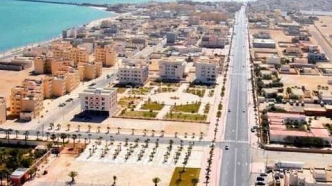 المغرب يطلق مناقصة دولية لبناء ميناء الداخلة بقيمة مليار دولار