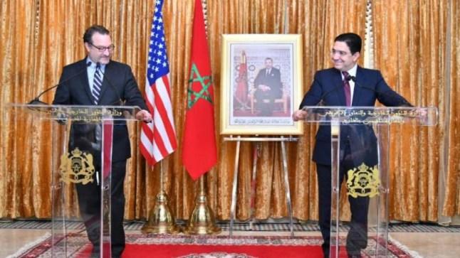 الداخلة: ديفيد شينكر يشيد باعتراف أمريكا بالسيادة المغربية على الصحراء واستئناف العلاقات بين إسرائيل والرباط..
