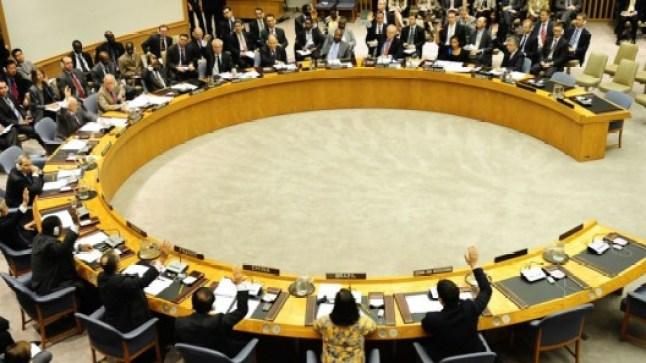 الدول العربية تطالب بتمثيل دائم في مجلس الأمن الدولي