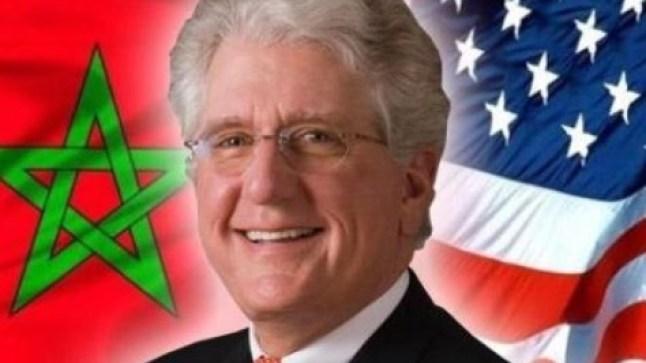 السفير فيتشر: فخورون بالقرارات التي اتخذتها أمريكا والمغرب لبناء السلام في المنطقة
