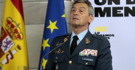إستقالة رئيس أركان الجيش الإسباني بعد كشف تلقيه لقاح كورونا قبل الفئات ذات الأولوية
