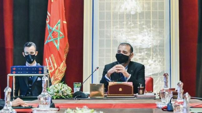 الملك محمد السادس يعطي الإنطلاقة الرسمية لعملية تلقيح المغاربة ضد كورونا