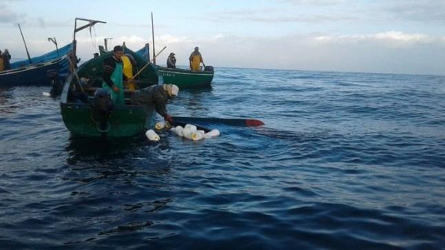 مصرع صيادين في حادث غرق قارب صيد تقليدي بسواحل الداخلة
