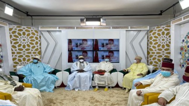 الطريقة التيجانية في دكار تنظم أيامها الثقافية الإسلامية ال 40،تحت الرعاية السامية للملك محمد السادس.