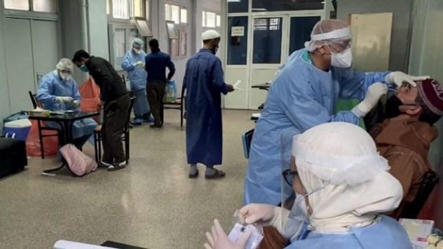 المغرب يسجل 14 وفاة و774 إصابة جديدة بكورونا خلال يوم واحد