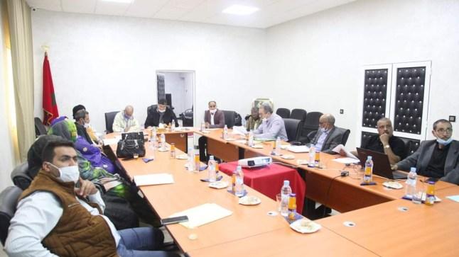 بنمسعود يرفع شعار التنمية والإعمار في دورة فبراير 2021 العادية بالدشيرة