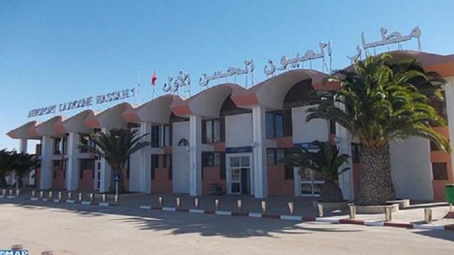القبض على تاجرة للقرقوبي بمطار الحسن الأول بالعيون