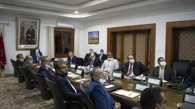 اجتماع المجلس الإداري للمركز الجهوي للاستثمار درعة تافيلالت