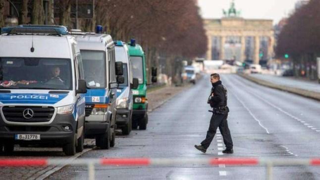 فرض إغلاق عام في سائر أنحاء ألمانيا لغاية 5 أبريل المقبل