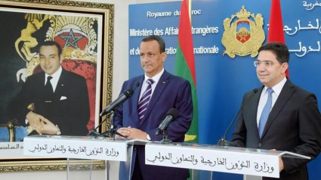 وزير خارجية موريتانيا يحل بالمغرب وسط ترقب زيارة دولة يقوم بها محمد السادس لنواكشوط