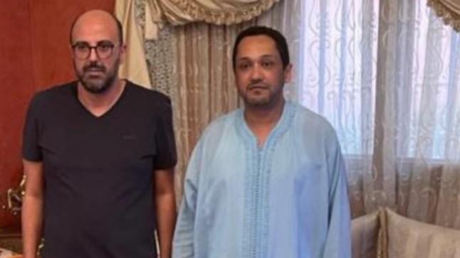 """""""محمد الامام ماء العينين"""" يلتحق رسميا بحزب الاستقلال بالعيون"""
