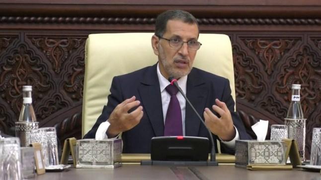 العثماني: ندرس مطالب التخفيف من الإجراءات الاحترازية وينبغي الحذر من الأخبار الزائفة المصاحبة لعملية التلقيح