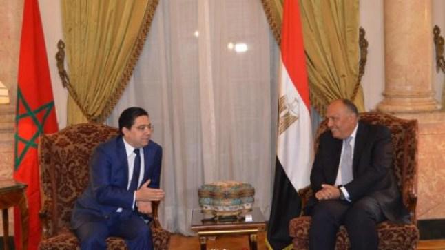 """مصر تشكر المغرب على دعمه لها في قضية """"سد النهضة"""""""