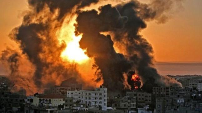 المغرب يتدخل لإنهاء العدوان على غزة