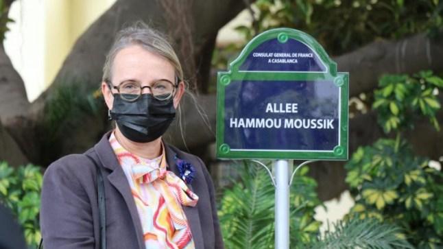 سفيرة فرنسا بالمغرب : فتح قنصلية في الصحراء رهين بعدد الفرنسيين هناك