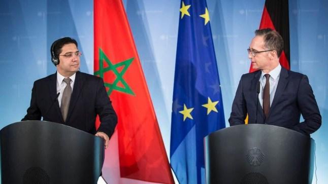 الخارجية الألمانية : اتهامات المغرب غير واضحة و أصابتنا بالدهشة