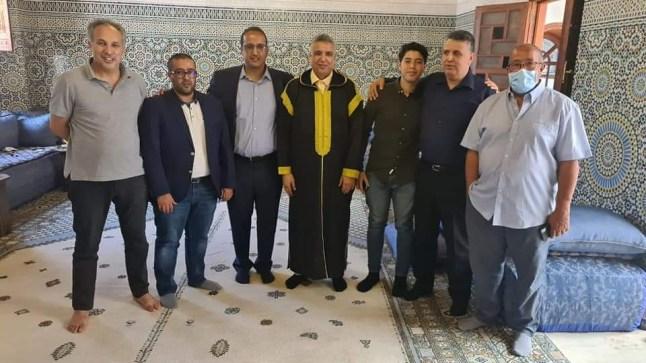عاجل. 'عبد الوهاب بلفقيه' يلتحق رسميا بالبام، ويطلق الاتحاد الاشتراكي