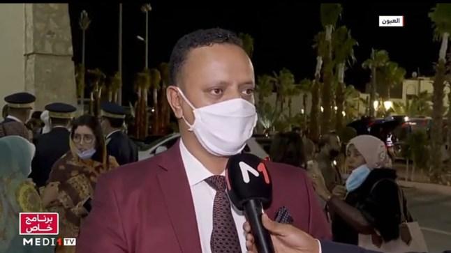 """الإطار الصحراوي """"محمد باري"""" يخوض غمار الاستحقاقات الانتخابية بلون الكتاب"""