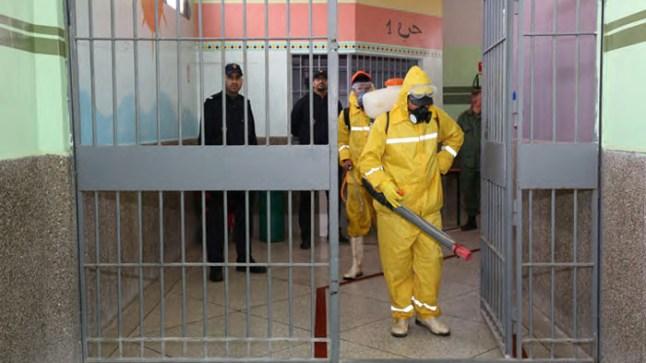 التامك يعلق زيارة العائلات إلى السجون بسبب تفشي الجائحة لكنه يسمح بدخول القفف