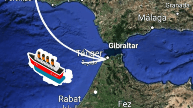 سلالة دلتا تعلق الربط البحري بين البرتغال و المغرب