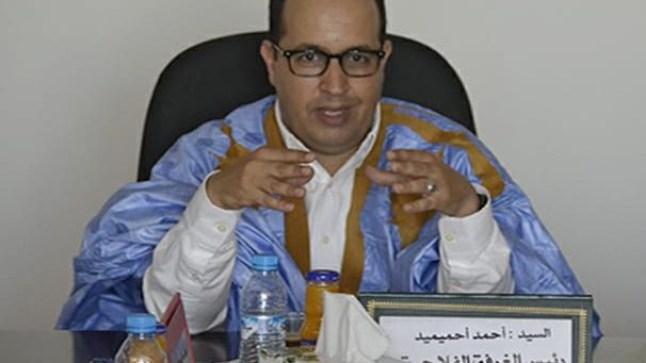 أحمد أحميميد يكتسح دائرة بوكراع