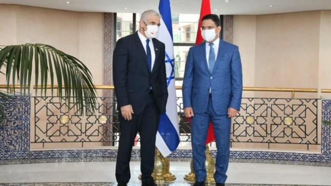 بوريطة يستقبل أول وزير إسرائيلي في زيارة رسمية للمغرب منذ 2003
