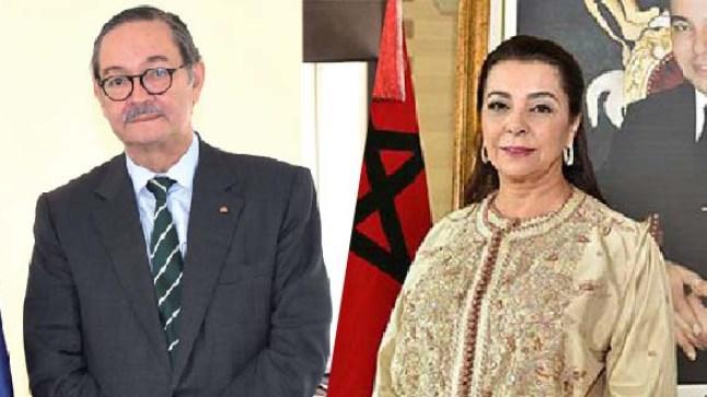 """المغرب وإسبانيا يتجهان إلى تغيير سفيريهما في مدريد والرباط لتيسير """"المصالحة"""""""