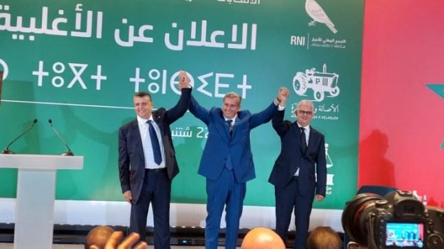 وهبي يكشف موعد الإعلان عن أسماء وزراء الحكومة الجديدة