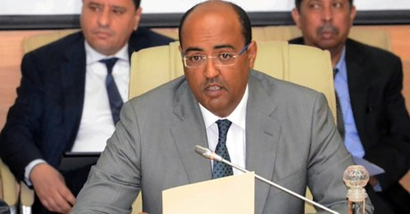 حمدي ابراهيم ولد الرشيد رئيسا لمجلس جهة العيون الساقية الحمراء