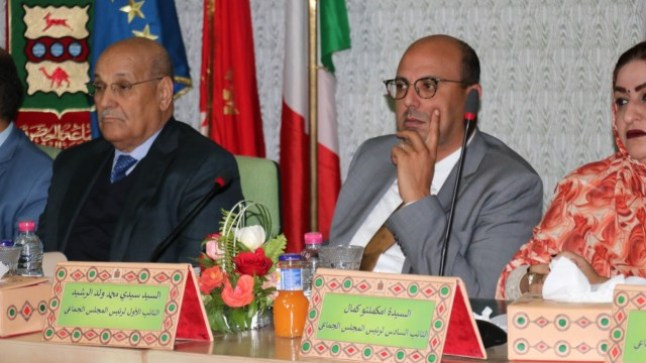 إنتخاب حمدي ولد الرشيد رئيسا للمجلس الجماعي العيون