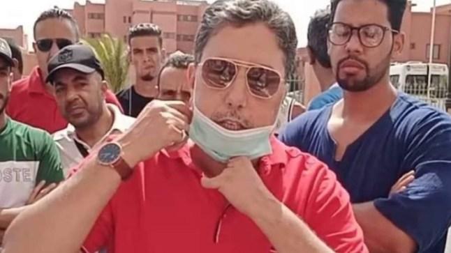 حملة تضامن واسعة مع عبد الرحيم بوعيدة ونشطاء ينشرون مداخلاته في البرلمان للتعريف به