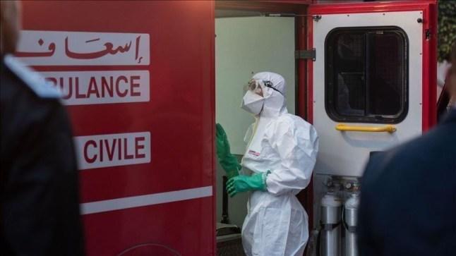 آخر تطورات انتشار كورونا في المغرب… 1444 إصابة جديدة و30 وفاة إضافية في 24 ساعة