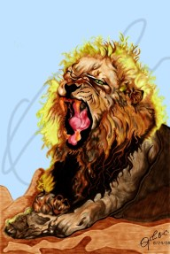 The King of Beasts: Panthera Leo