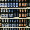 """Nigerian Beer in a pretty nice store called """"Shop Rite"""" in Victoria Island. Lagos, Nigeria (May 2016)"""