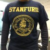 When your good friend (who is a Cal Berkeley alum) goes out of his way to print a t-shirt just to mess with you and your Alma-Mater (Stanford)