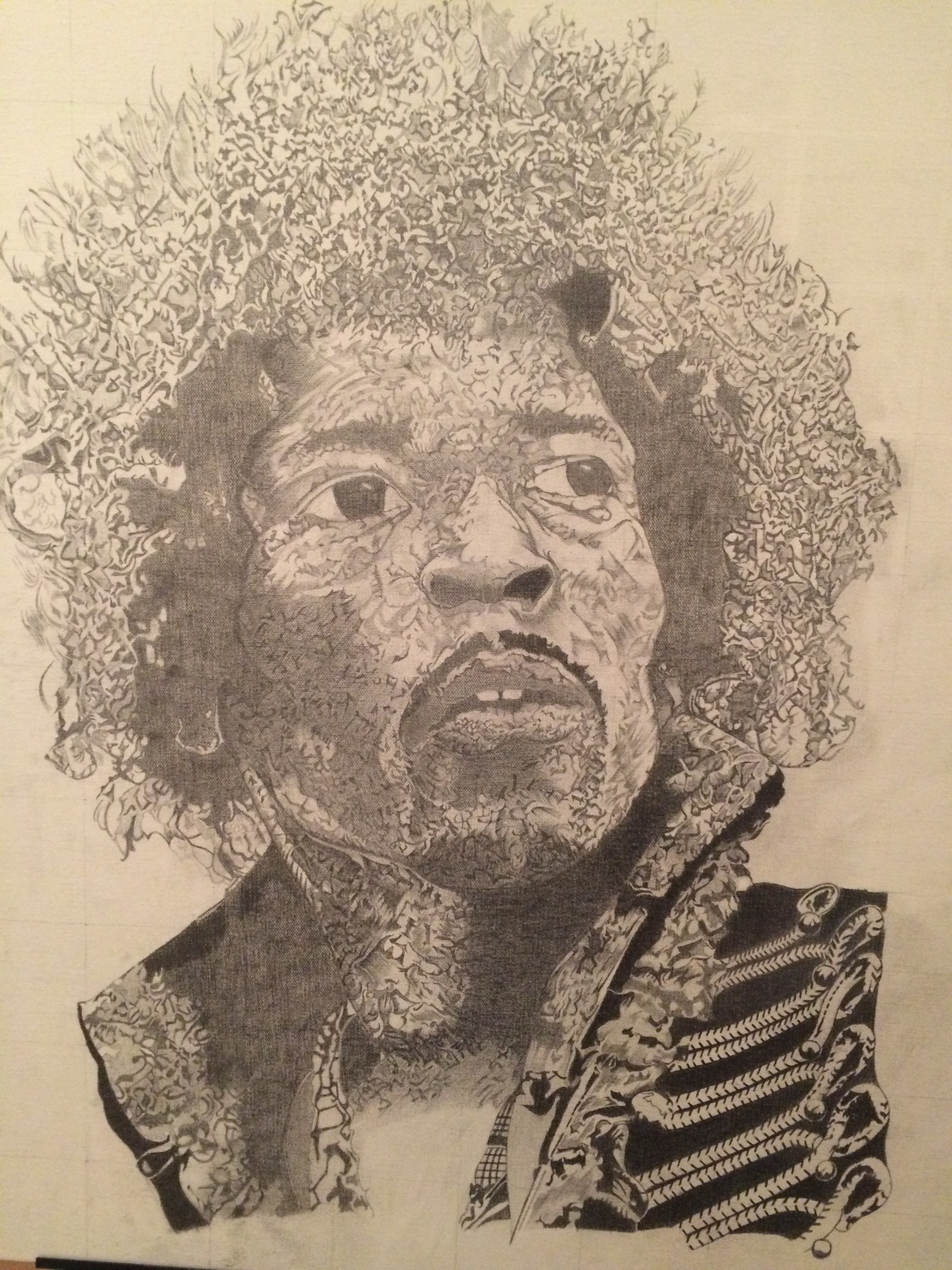 Jimi Hendrix 7