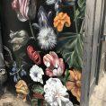 Pretty Mural in Shoreditch, UK