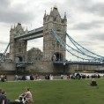 Tower Bridge. London UK