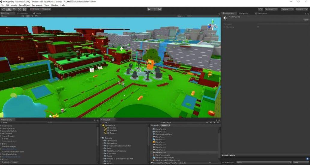 Unity3DDevelopment