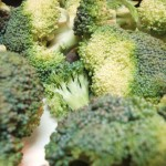 Creme de brócolis