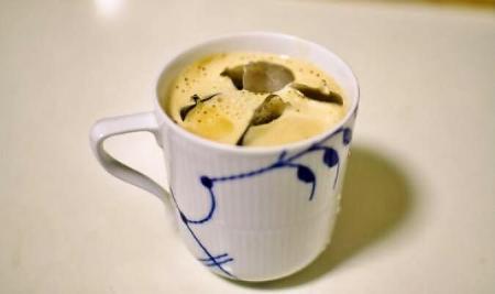 バリスタでアイスコーヒー