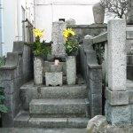 菊舎の墓(本覚寺)