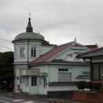 旧殿居郵便局局舎(きゅうとのいゆうびんきょくきょくしゃ)